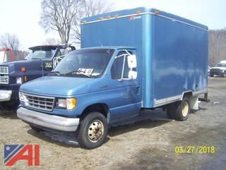 1993 Ford E350 Box Van