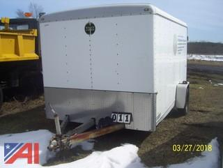 2006 Wells Cargo CW1211-102 Box Trailer