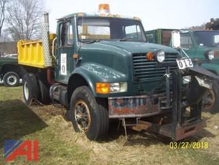 1994 International 4900 Dump Truck