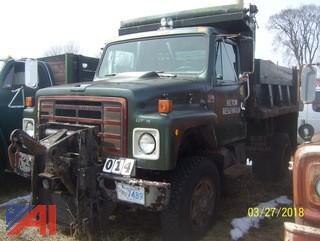 1985 International S1800 Dump Truck