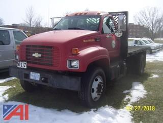 1998 Chevy C6500 Stake Truck