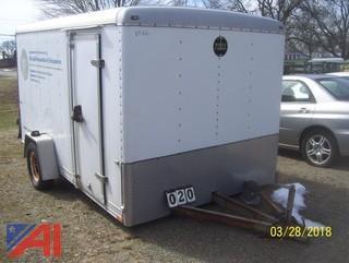 2006 Wells Cargo CW 12-11-102 Utility Trailer