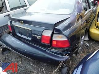 1996 Honda Accord 4 Door Sedan
