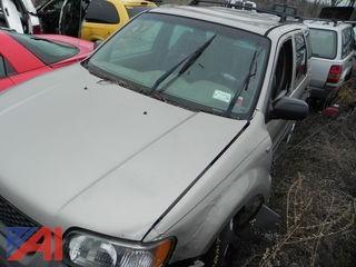 2001 Ford Escape XLS SUV