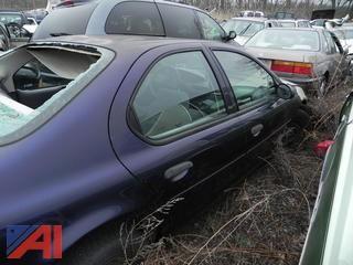 1999 Plymouth Breeze 4 Door Sedan