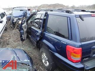 2000 Jeep Grand Cherokee Limited SUV