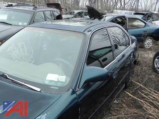 1998 Honda Civic EX 4 Door Sedan