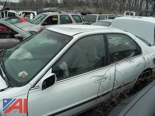 1994 Honda Accord LX 4 Door Sedan