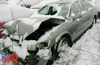 1998 Toyota Camry 4 Door Sedan