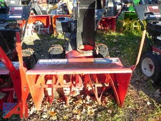 Snapper 10305E Snowblower