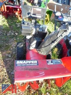 Snapper 8265 Snowblower