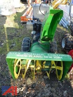 John Deere TRS2 Snowblower