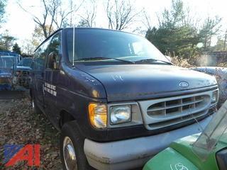 1999 Ford Econoline Van