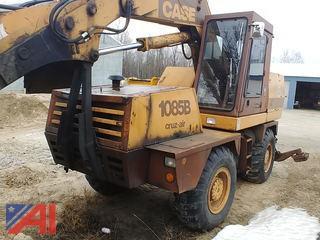 1986 Case 1085B Cruz-Air Excavator