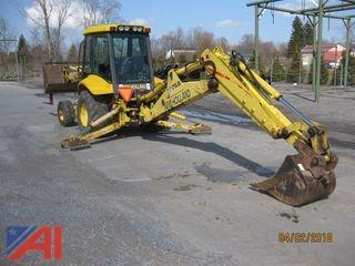 2005 New Holland LB75B Backhoe