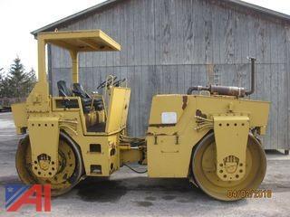 1985 Bomag BW160ADAF 10 Ton Roller