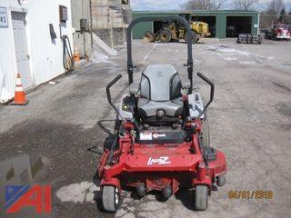 2013 Exmark LZX740EKC526 Mower