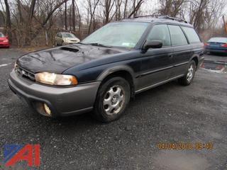 1997 Subaru Legacy 4 Door