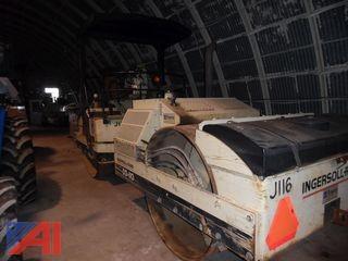 1997 Ingersol Rand DD110 Roller