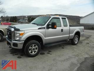 **4% BP** 2016 Ford F250 SD Pickup