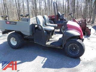 1999 Toro Workman 2100 Utility Vehicle