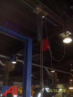 2 Ton CM Electric Chain Hoist