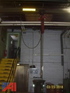 2 Ton Dayton Electric Chain Hoist