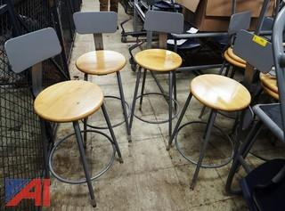 (14) Industrial/Student Stools