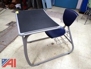 (21) Intellect Combo Desks By KI