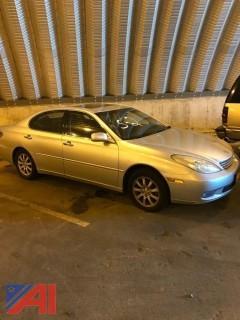 2004 Lexus ES330 4 Door