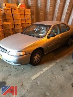 1999 Nissan Altima 4 Door