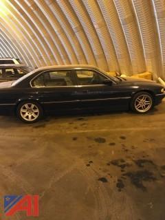 2001 BMW 740iL 4 Door