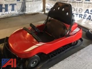 Johnson Commercial 2 Seat Go Kart