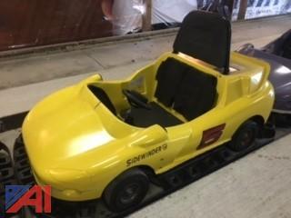 JJ Amusements Commercial 2 Seater Go Kart