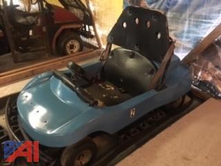 Johnson Commercial 2 Seater Go Kart