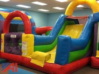 Bounce and Slide Blowup Jump House
