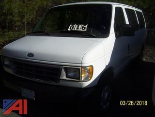1995 Ford Van