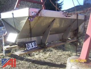 Swenson Stainless Steel 8' Spreader
