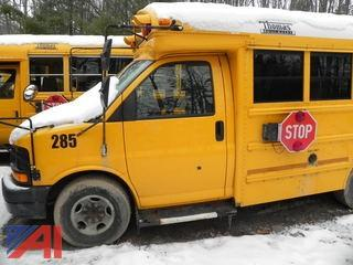 2006 Chevrolet Express G3500 School Bus  (#285)