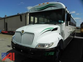2007 International 3000 School Bus with Wheelchair Lift  (#2702)