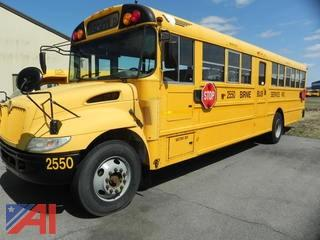 2005 International PB105 School Bus (#2550)