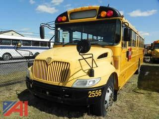 2005 International PB105 School Bus (#2556)