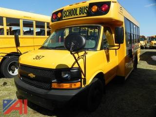 2008 Chevrolet Express Mini Bus (#V357)