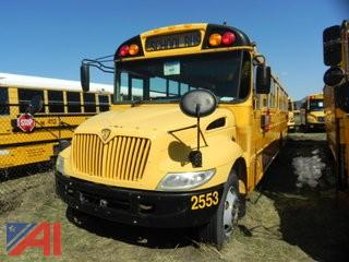 2005 International PB105 School Bus (#2553)