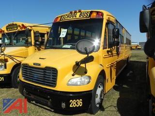 2008 Freightliner B2 School Bus (#2836)