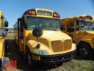2006 International PB105 School Bus (#2624)