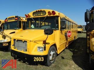 2006 Freightliner FS65 School Bus (#2603)