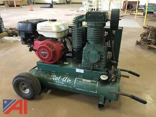Rol-Air Gas-Powered Air Compressor