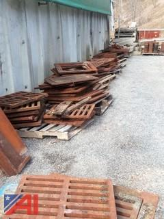 Assorted Storm Basin Covers & Grates