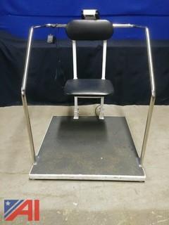 Detecto 750 Handicap Scale